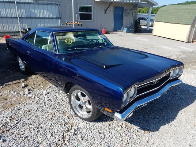 Plymouth salvage cars for sale: 1969 Plymouth GTX