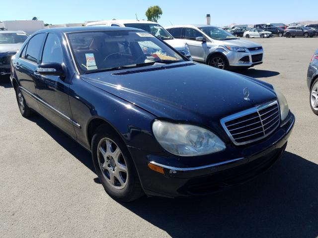 Salvage cars for sale from Copart Nampa, ID: 2005 Mercedes-Benz S 500
