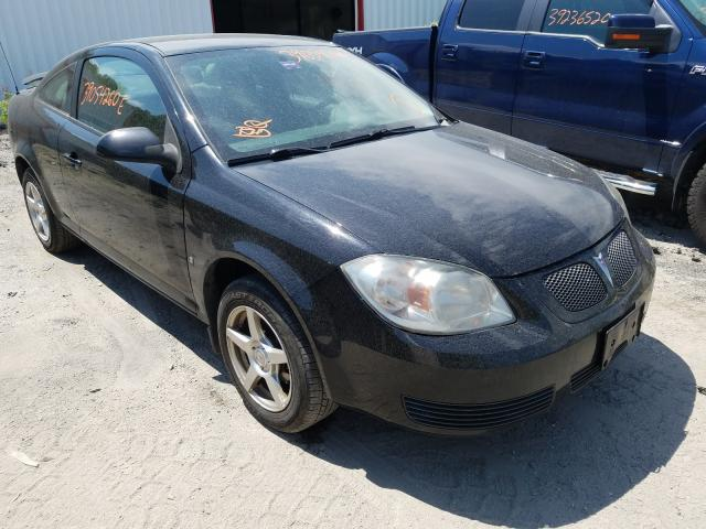 Salvage cars for sale from Copart Lyman, ME: 2007 Pontiac G5