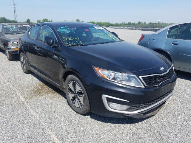 2013 KIA Optima Hybrid for sale in Fredericksburg, VA