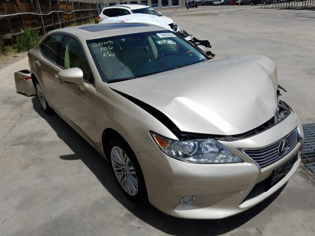 Lexus salvage cars for sale: 2015 Lexus ES 350