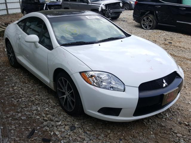 salvage title 2012 mitsubishi eclipse hatchbac 2 4l for sale in gainesville ga 38001550 a better bid car auctions