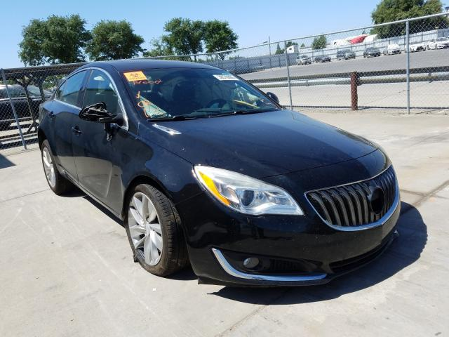 Buick Regal salvage cars for sale: 2016 Buick Regal