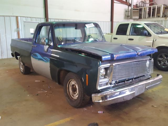 GMC C1500 salvage cars for sale: 1979 GMC C1500