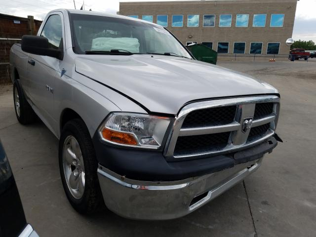 Dodge RAM 1500 salvage cars for sale: 2010 Dodge RAM 1500