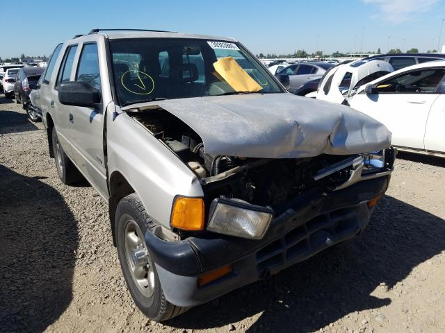 Isuzu salvage cars for sale: 1994 Isuzu Rodeo S