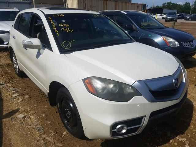 Acura RDX salvage cars for sale: 2010 Acura RDX