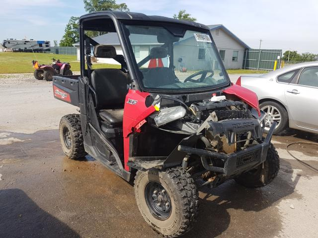 Salvage cars for sale from Copart Sikeston, MO: 2016 Polaris Ranger XP