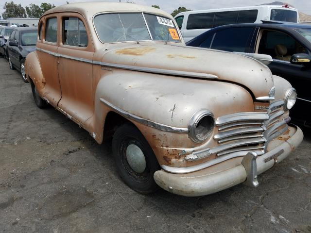 Plymouth salvage cars for sale: 1948 Plymouth 4 Door