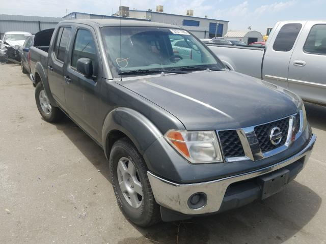 Salvage cars for sale from Copart Bakersfield, CA: 2006 Nissan Frontier C