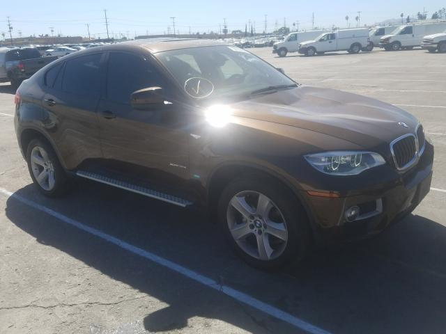 BMW X6 XDRIVE3 salvage cars for sale: 2013 BMW X6 XDRIVE3