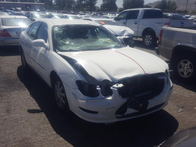 Buick salvage cars for sale: 2009 Buick Lacrosse C
