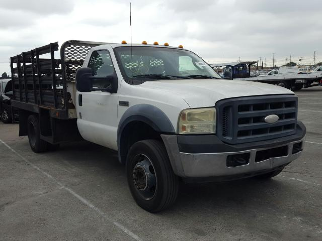 Ford F450 Super salvage cars for sale: 2007 Ford F450 Super