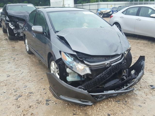 Salvage cars for sale from Copart Midway, FL: 2010 Honda Insight EX