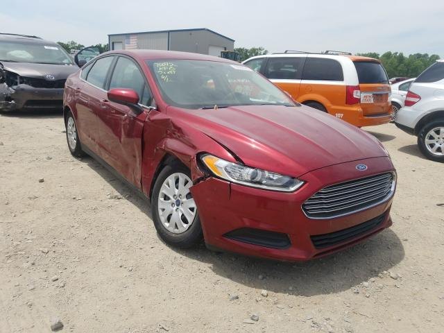 Ford Fusion S salvage cars for sale: 2013 Ford Fusion S