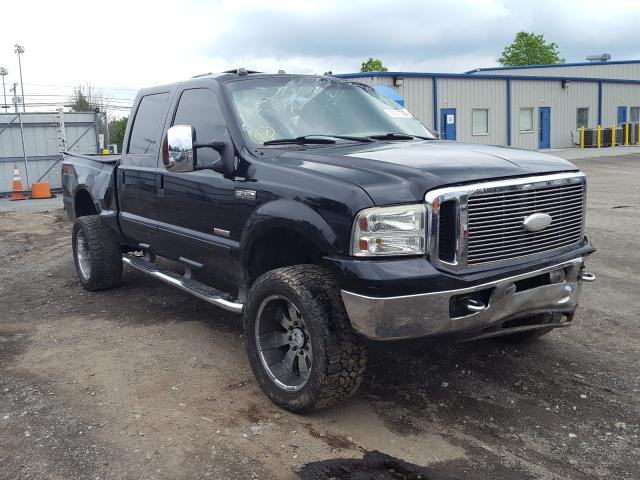 Ford F250 Super salvage cars for sale: 2007 Ford F250 Super
