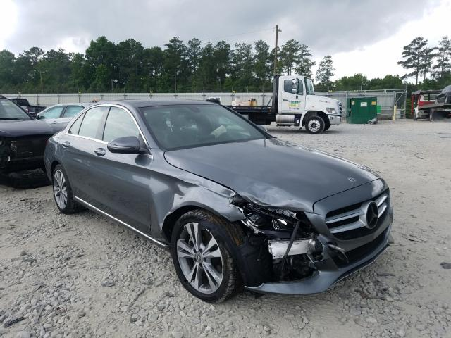 2018 Mercedes-Benz C 300 4matic for sale in Ellenwood, GA