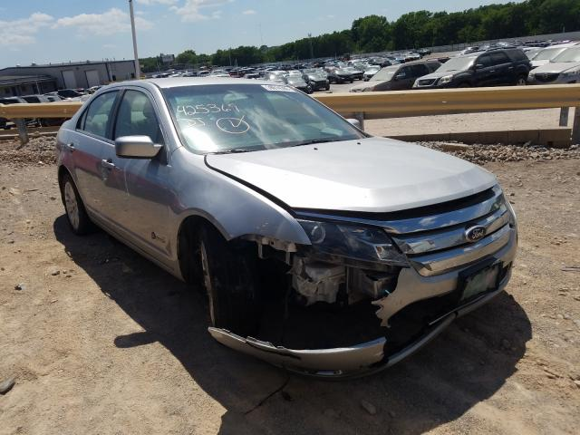 Salvage cars for sale from Copart Oklahoma City, OK: 2010 Ford Fusion Hybrid