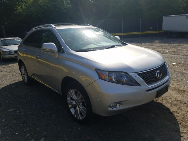 Lexus salvage cars for sale: 2010 Lexus RX 450