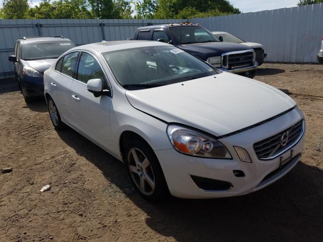 Volvo salvage cars for sale: 2013 Volvo S60 T5
