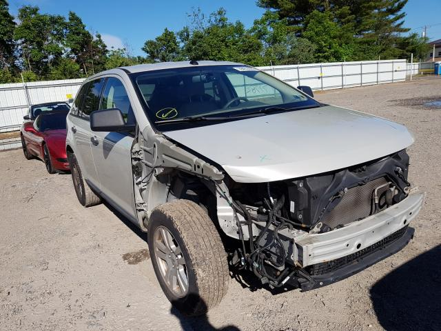 Salvage cars for sale from Copart Glassboro, NJ: 2007 Ford Edge SE