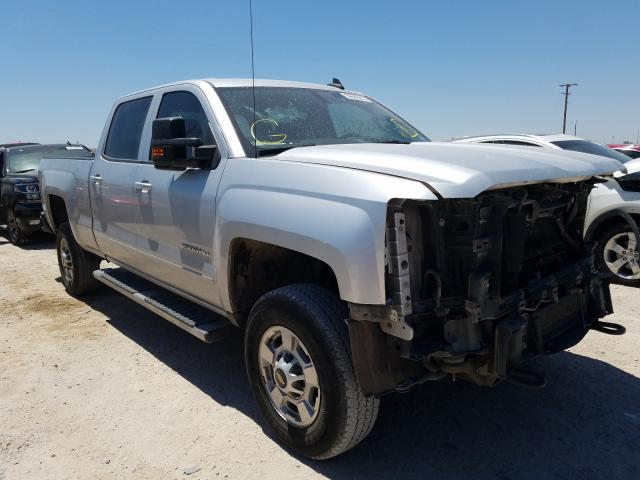 2015 Chevrolet Silverado for sale in Andrews, TX