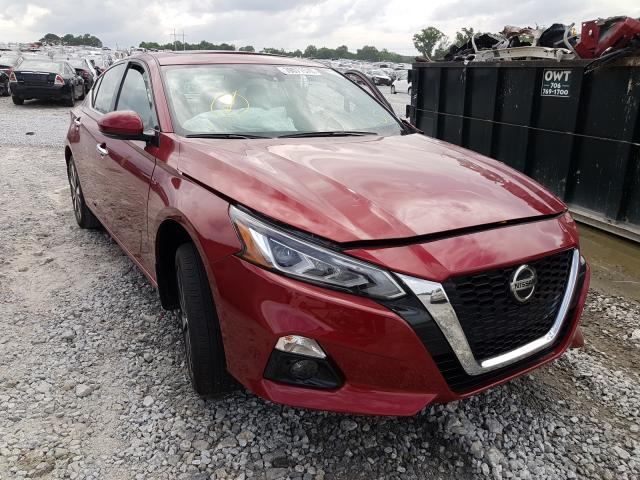 Salvage 2019 Nissan ALTIMA SV for sale