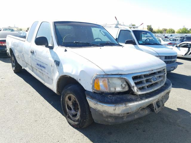 Ford F150 salvage cars for sale: 2003 Ford F150
