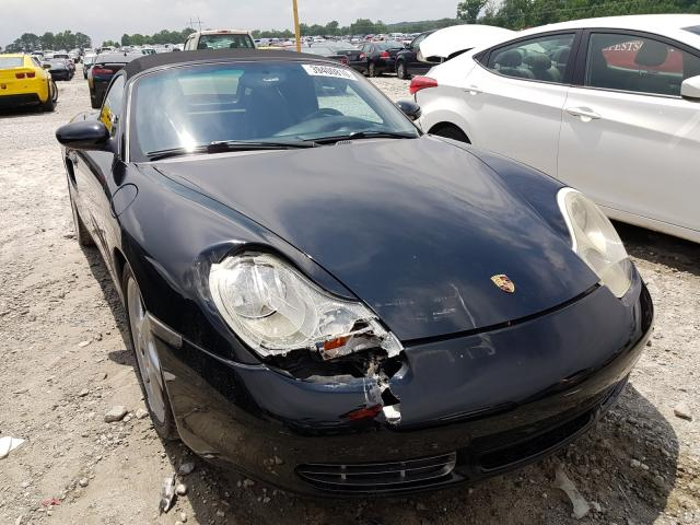 Porsche salvage cars for sale: 2000 Porsche Boxster S