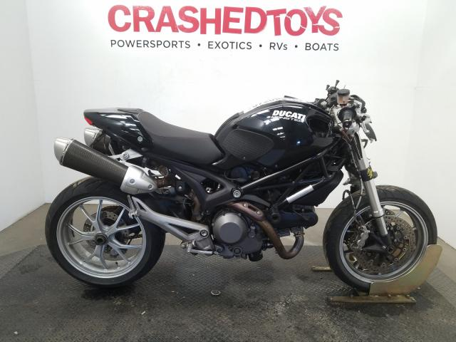 Ducati salvage cars for sale: 2010 Ducati Monster 11