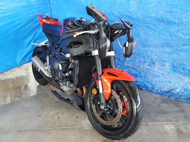 Honda CBR1000 RR salvage cars for sale: 2010 Honda CBR1000 RR