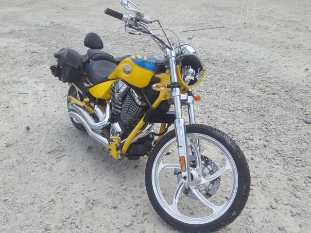 Victory salvage cars for sale: 2007 Victory Vegas Jack