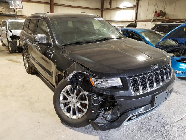 Vehiculos salvage en venta de Copart Eldridge, IA: 2015 Jeep Grand Cherokee