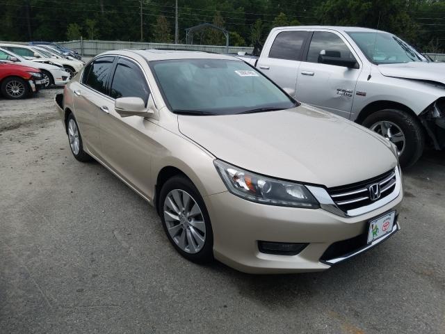 2014 Honda Accord EXL en venta en Savannah, GA