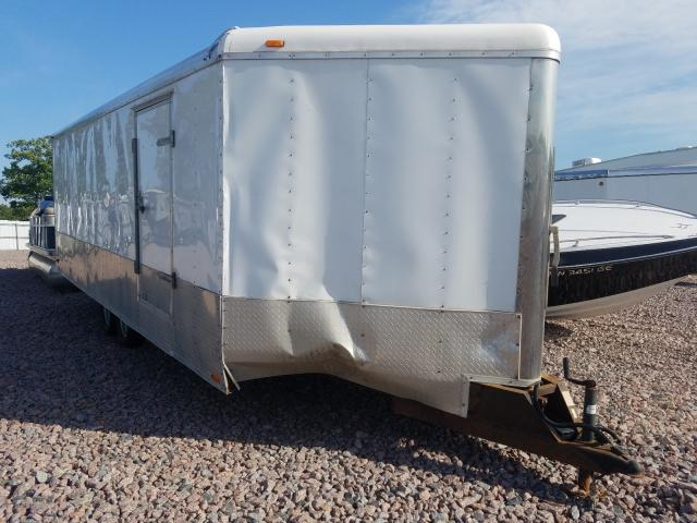 Salvage cars for sale from Copart Avon, MN: 2007 Snowbear Trailer