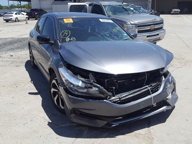 Salvage cars for sale from Copart Corpus Christi, TX: 2016 Honda Accord EXL