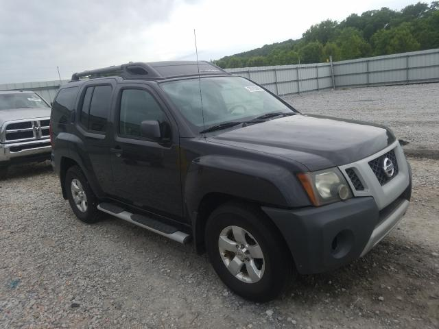 Nissan Xterra OFF salvage cars for sale: 2010 Nissan Xterra OFF