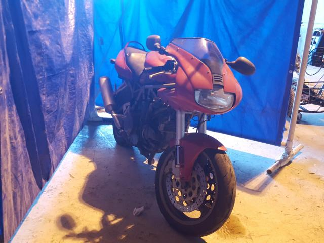 Ducati salvage cars for sale: 1999 Ducati 750 SS