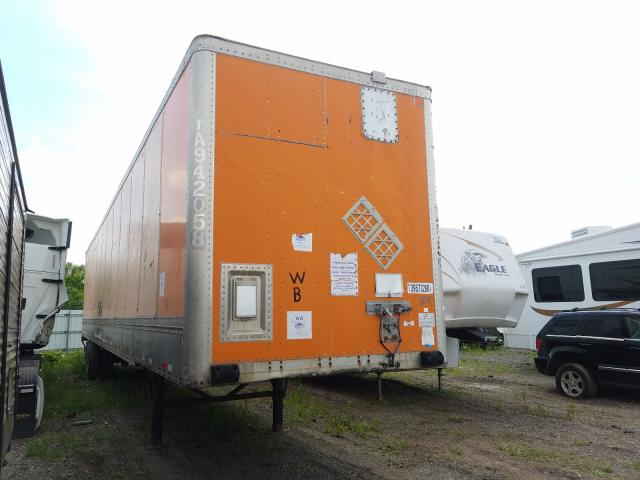 2004 Wabash 53 Trailer for sale in Portland, MI