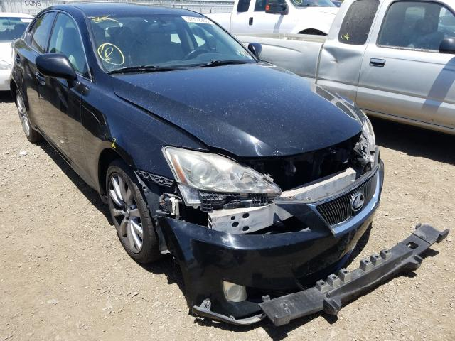 Lexus IS 250 salvage cars for sale: 2007 Lexus IS 250