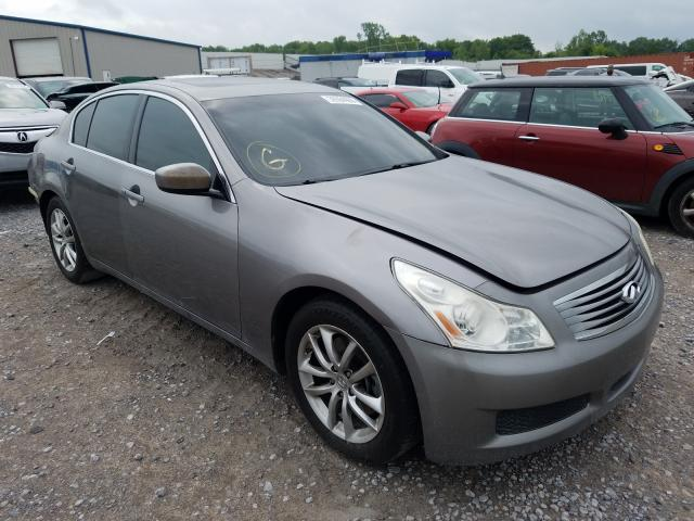Infiniti salvage cars for sale: 2009 Infiniti G37 Base