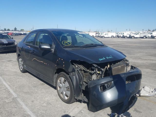 Salvage cars for sale from Copart Sun Valley, CA: 2007 Toyota Yaris