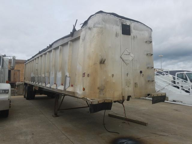 Dump Trailer salvage cars for sale: 2001 Dump Trailer