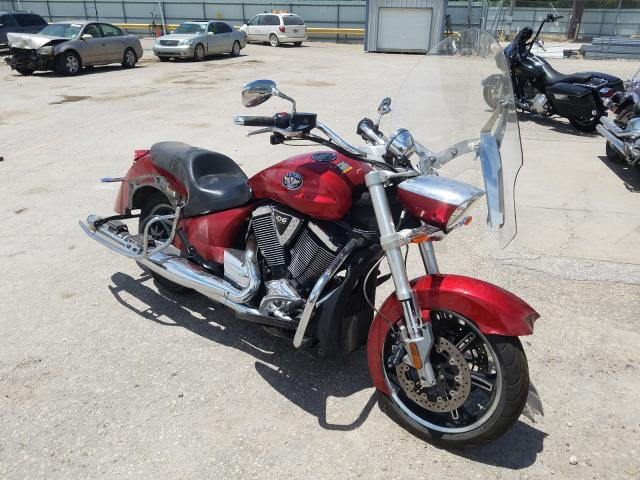 Victory salvage cars for sale: 2011 Victory Cross Road