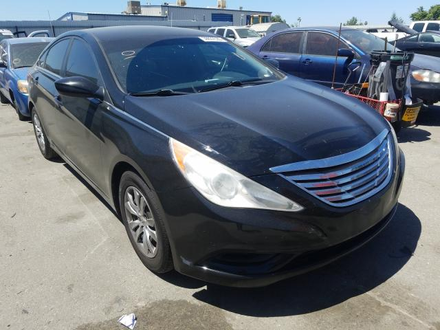 Salvage cars for sale from Copart Bakersfield, CA: 2011 Hyundai Sonata GLS