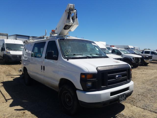 Ford salvage cars for sale: 2011 Ford Econoline