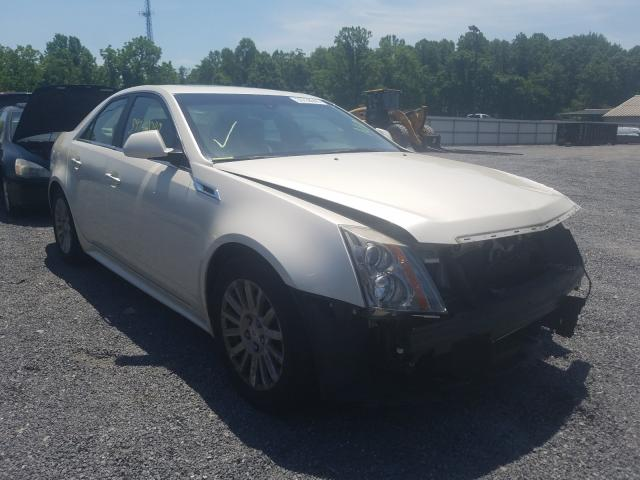 Salvage cars for sale from Copart York Haven, PA: 2012 Cadillac CTS Luxury