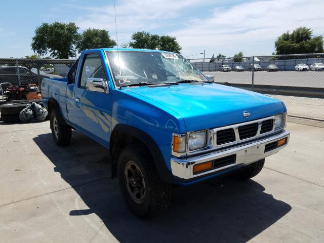 Nissan Truck King salvage cars for sale: 1995 Nissan Truck King