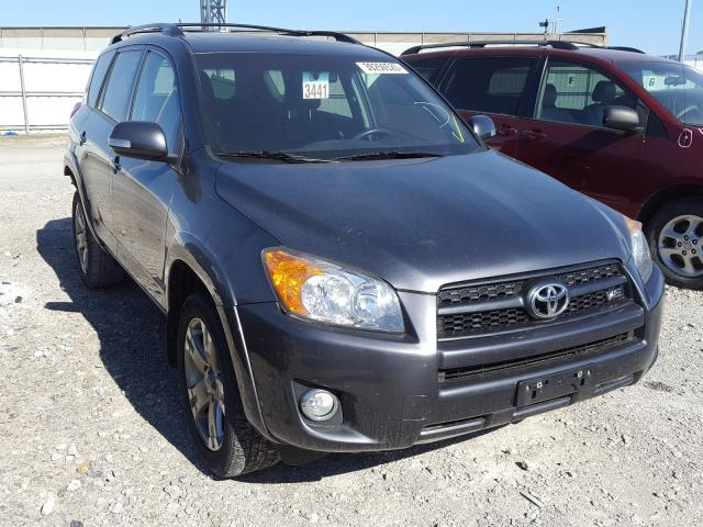 Toyota Rav4 Sport salvage cars for sale: 2010 Toyota Rav4 Sport