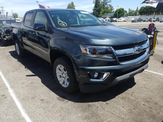 Chevrolet Colorado L salvage cars for sale: 2017 Chevrolet Colorado L
